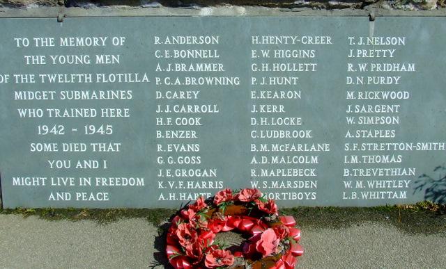 Port Bannatyne War Memorial