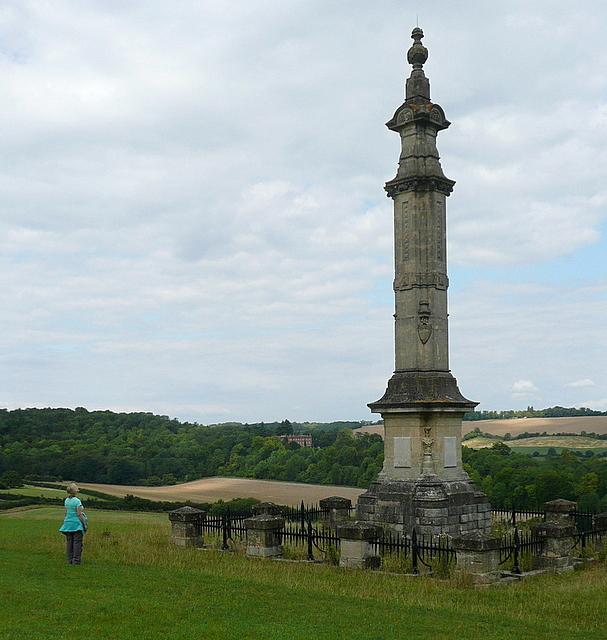 Isaac Disraeli monument