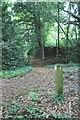TQ1461 : Bridleway to Queen's Drive by Hugh Craddock