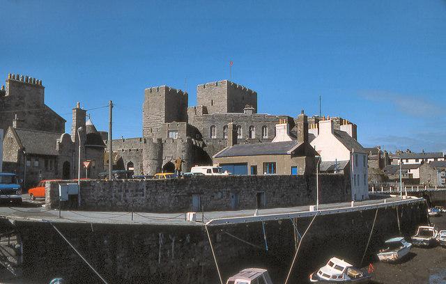 Castletown, Castle Rushen