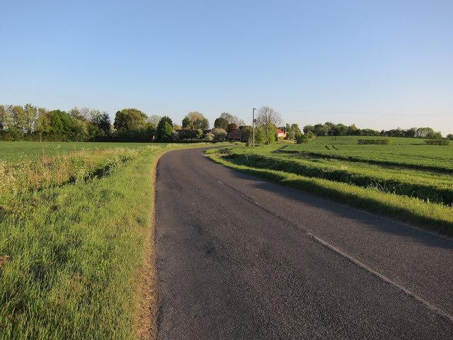North Brook End