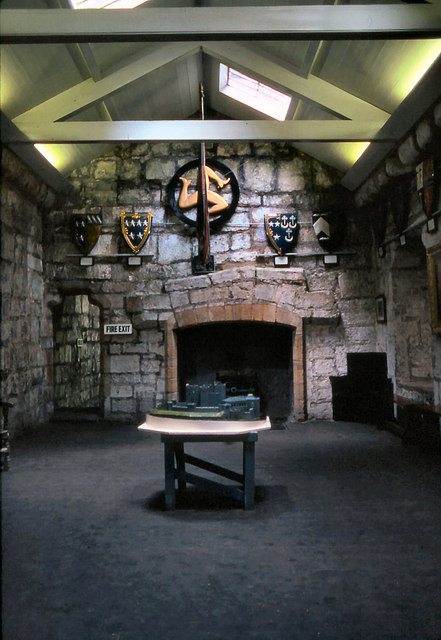 The Hall, Castle Rushen