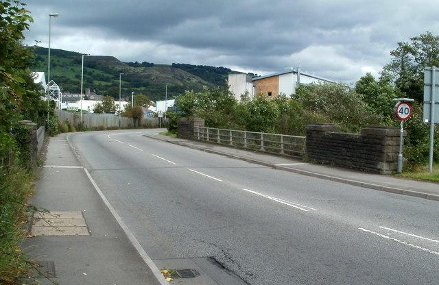 Bedwas River Bridge