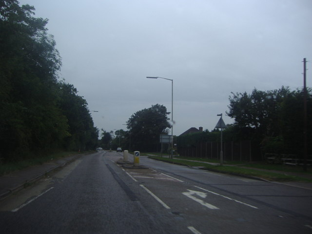 Luton Road, Kinsbourne Green