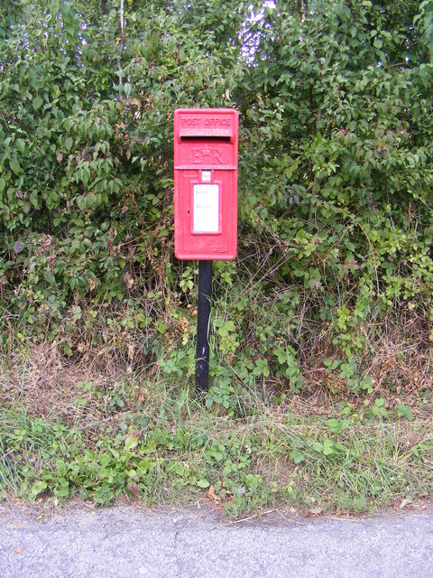 Rose Cottage Postbox