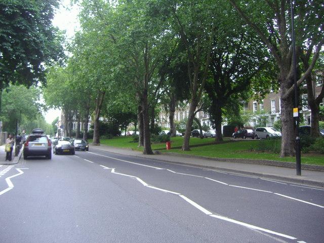 Highgate Road, Parliament Hill