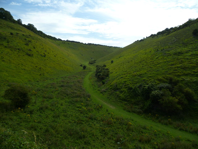 The peace and beauty of Devil's Dyke
