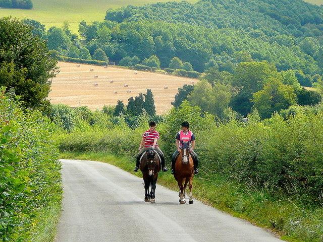 Sunday morning; south-east Herefordshire