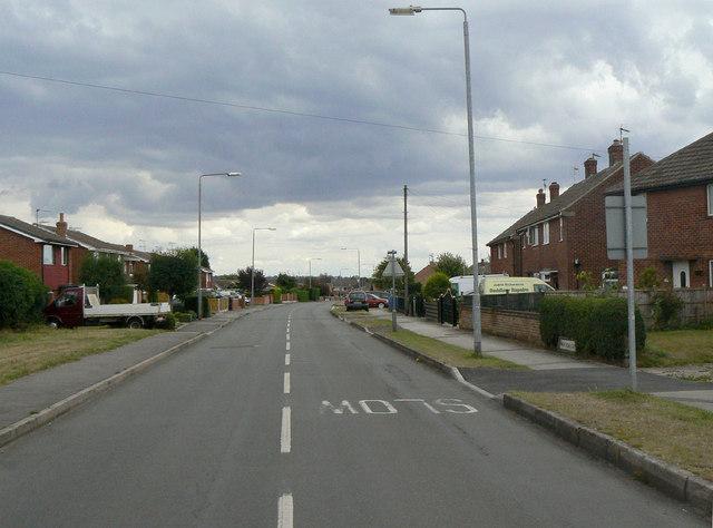 Park Road East