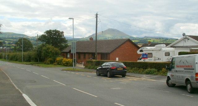 Arundel, Bronllys