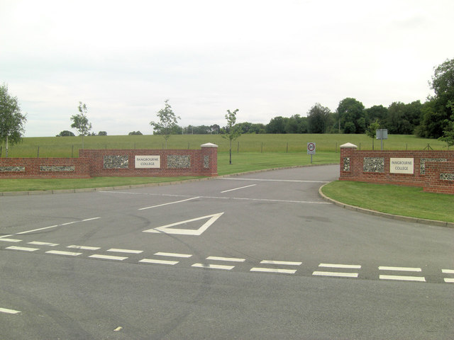 Pangbourne College new entrance