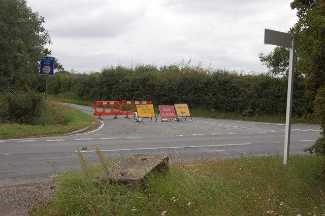 Church Road: Closed