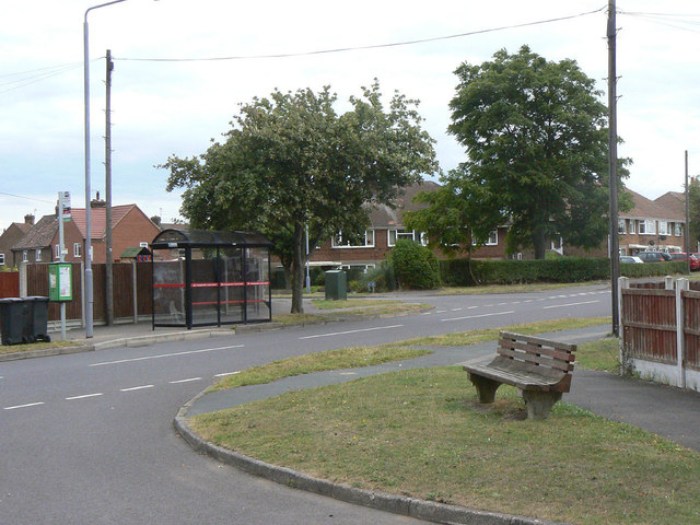 Collyer Road at Lee Road