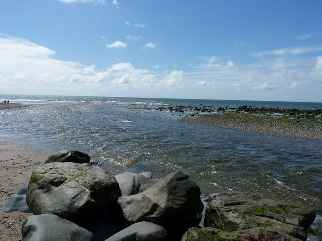 At the mouth of the Dysynni