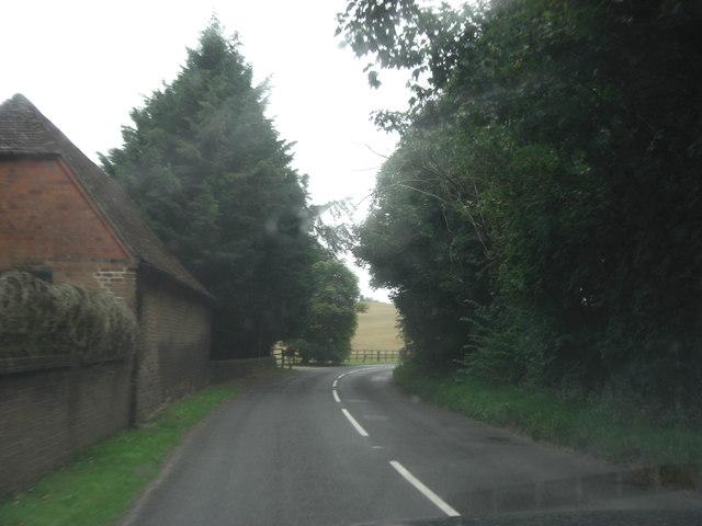 Bottomhouse Farm entrance