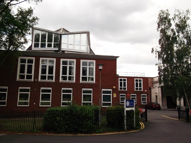 Reception Building, Avery Hill Campus