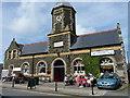SH5800 : Tywyn Market Hall by Richard Law