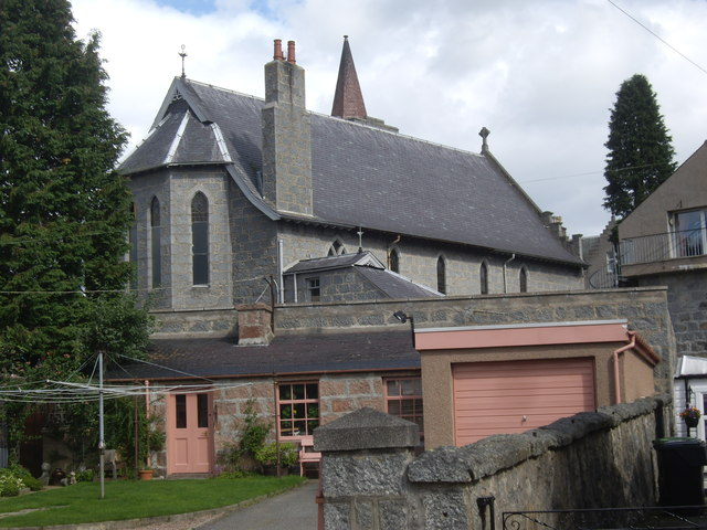 Former Free Church, Torphins