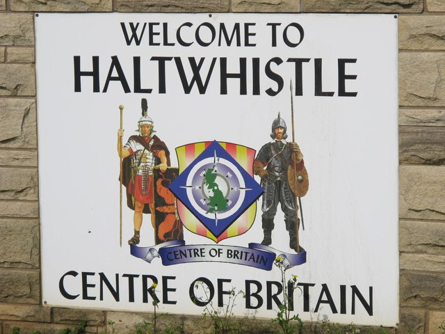 Welcome to Haltwhistle