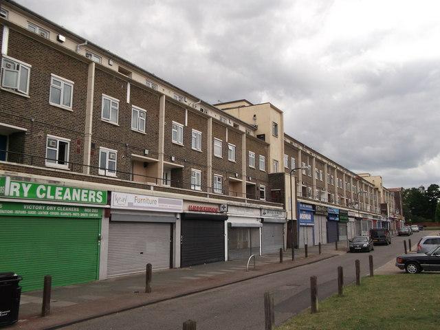 Shops on Bexley Road
