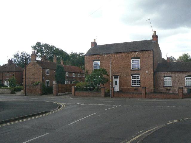 Houses on Main Street