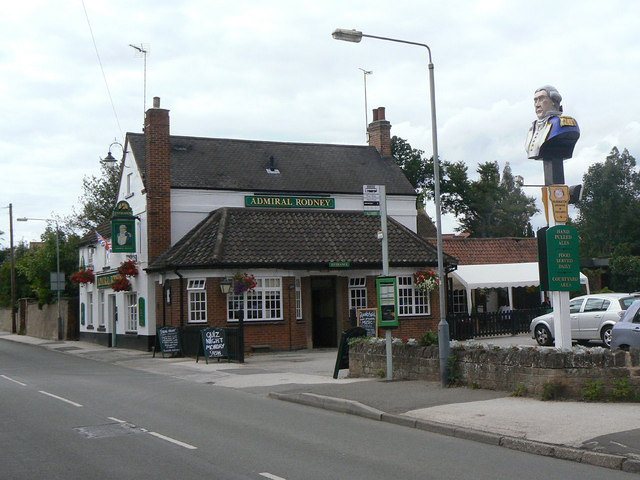 Admiral Rodney pub