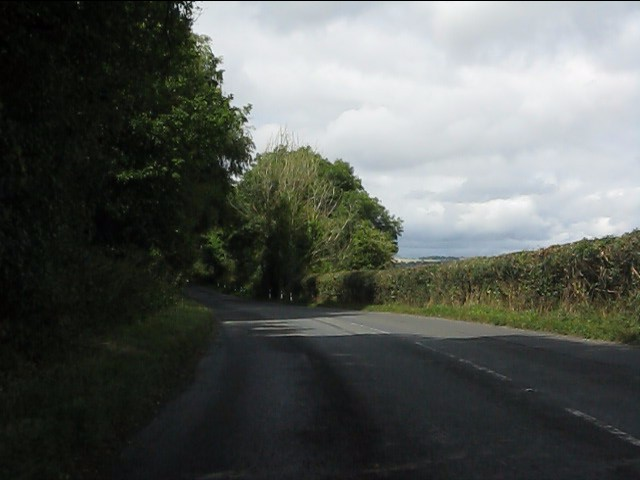 A4110 south of Wigmore