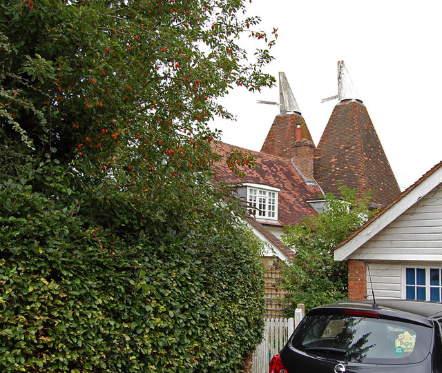 Chequers Oast, Spray Hill, Lamberhurst