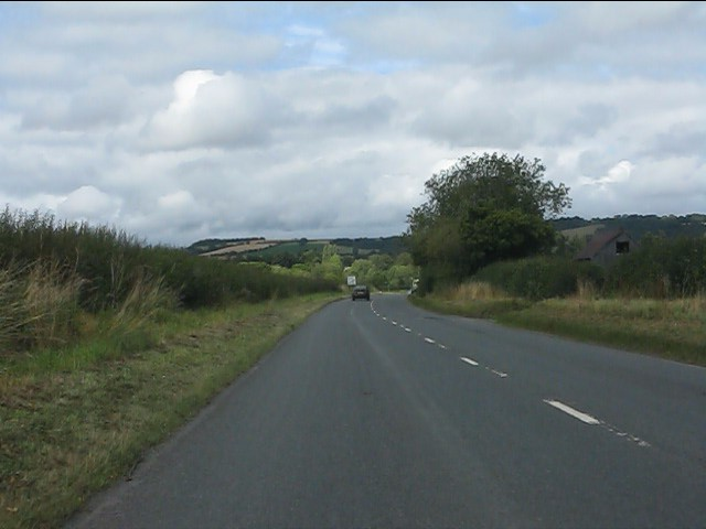 A4110 in the Teme valley