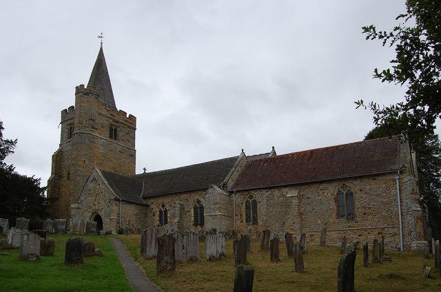 St Mary's Church, Lamberhurst