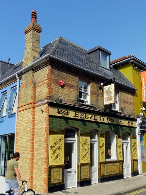 Folkestone, The Brewery Tap
