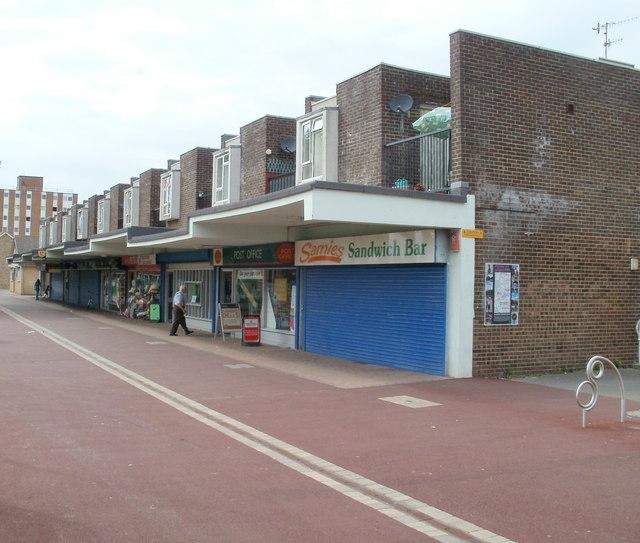 Aller Parade post office, Weston-super-Mare