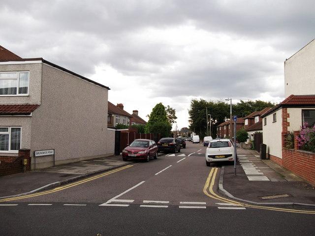 Brunswick Road, Bexleyheath