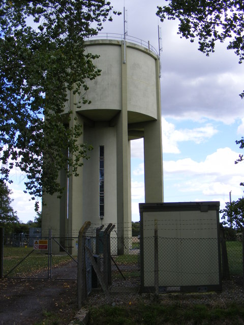 Swilland Water Tower
