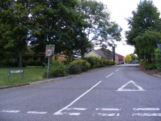 Charity Lane, Otley