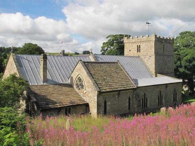 The Church of St. Thomas, Stanhope