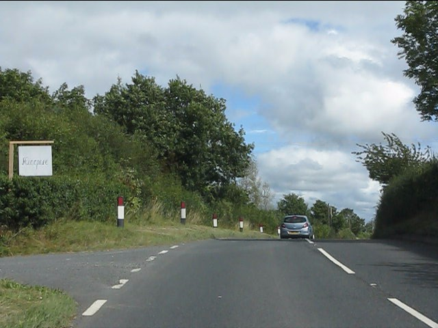 A4113 at Hillpike