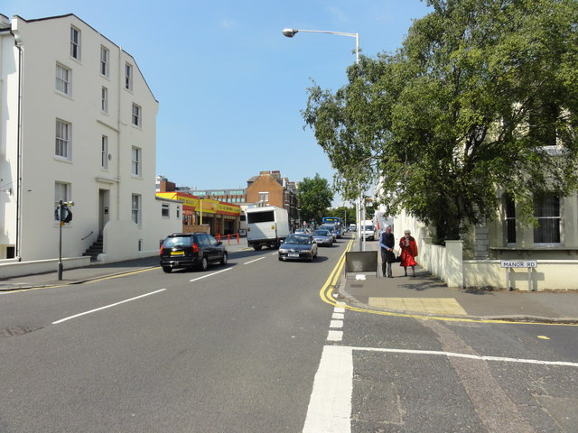 Folkestone, Bouverie Road West