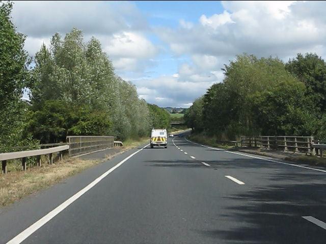 A49 - River Corve bridge