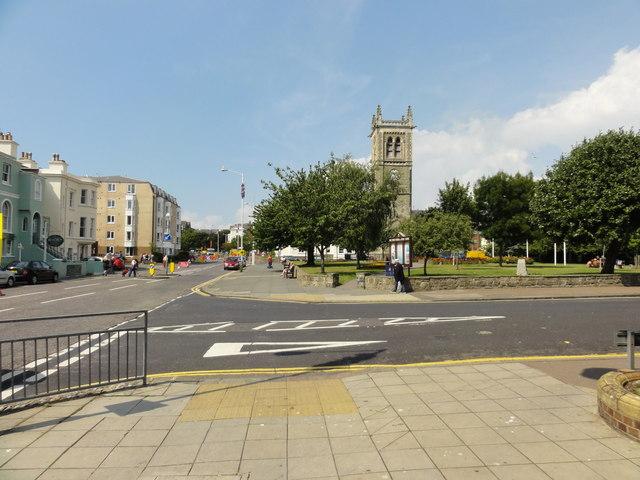 Folkestone, Sandgate Road