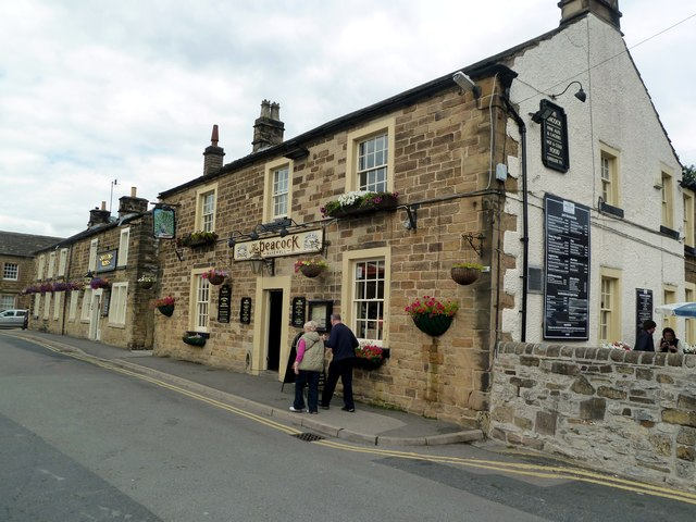 The Peacock and the Queens Arms