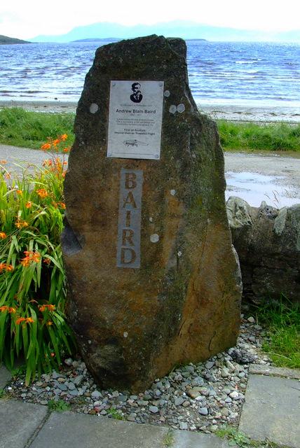 Andrew Blain Baird memorial
