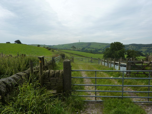 On the Gritstone Trail
