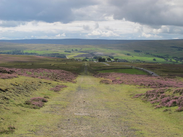 The Weatherhill Incline on Bashaw Rigg (2)