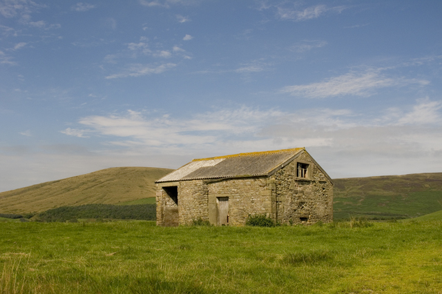 Field Barn and Parlick