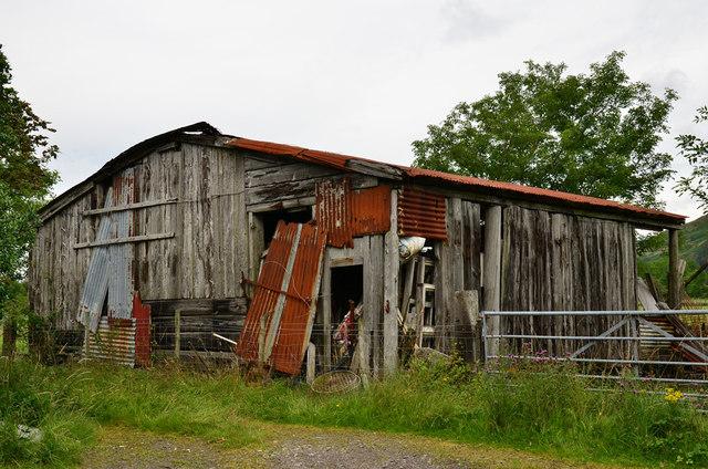 Farm outbuilding Tralee Bay