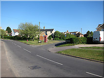 TL3142 : Telephone box, Litlington by Hugh Venables
