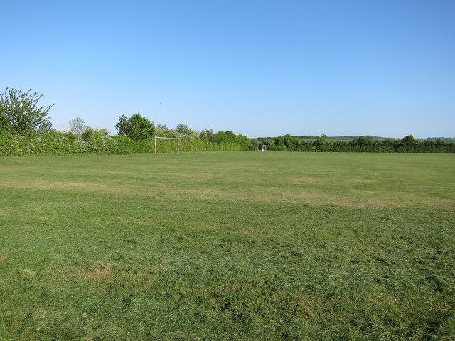 Playing fields, Litlington