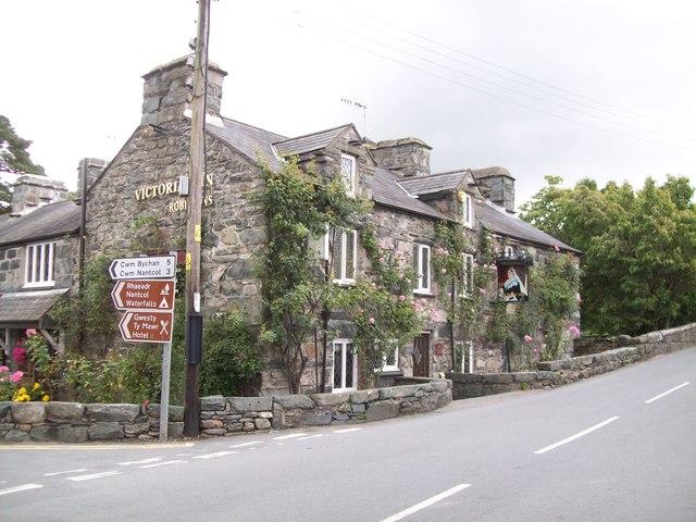 The Victoria Inn at Llanbedr
