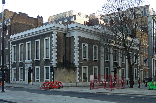 Armourers' and Braziers' Hall, Coleman Street